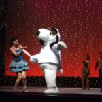 "Guest Post from Mary @ Along Comes Mary!! ""Happiness is…. Snoopy (on Ice!)"
