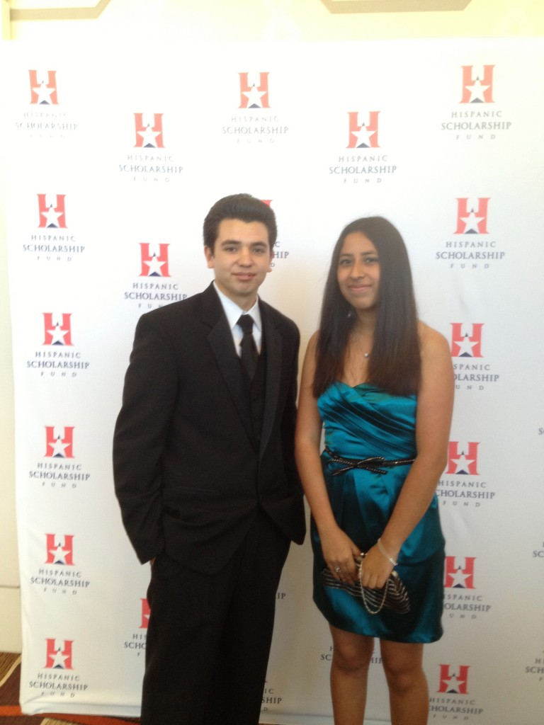 Students of the Year: Ariel Salazar and Barbie Aguilar