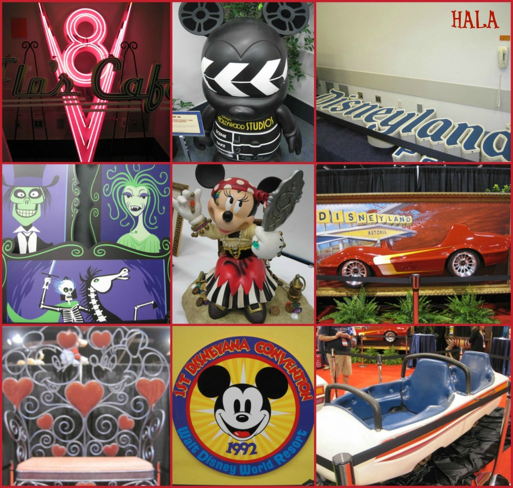 D23 AUCTION Items