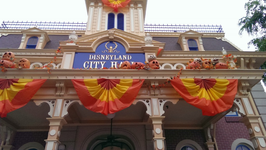 Disney City Hall