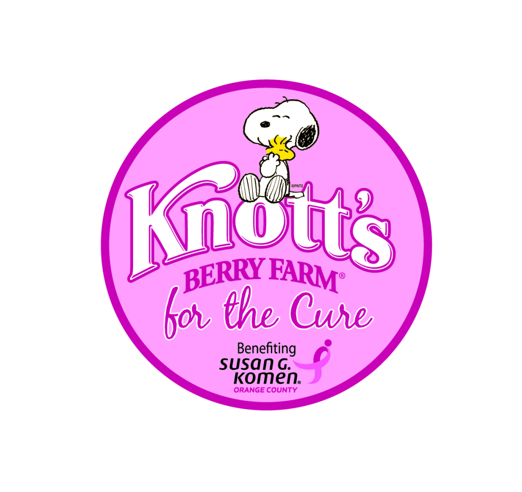 Knott's Goes Pink