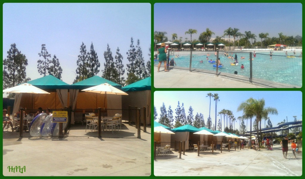 Soak City OC Cabanas
