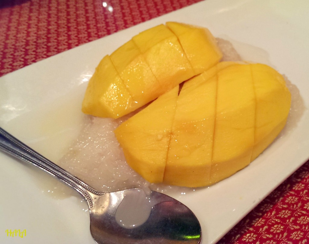 ETC Mango Sticky Rice