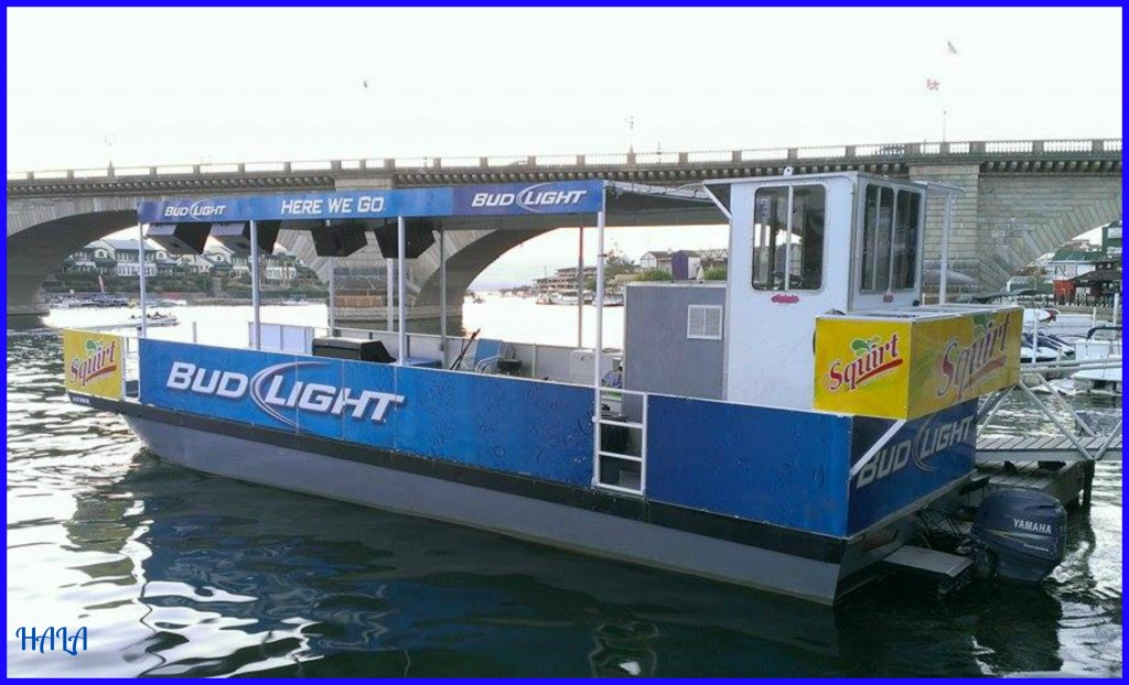 River Party Boat