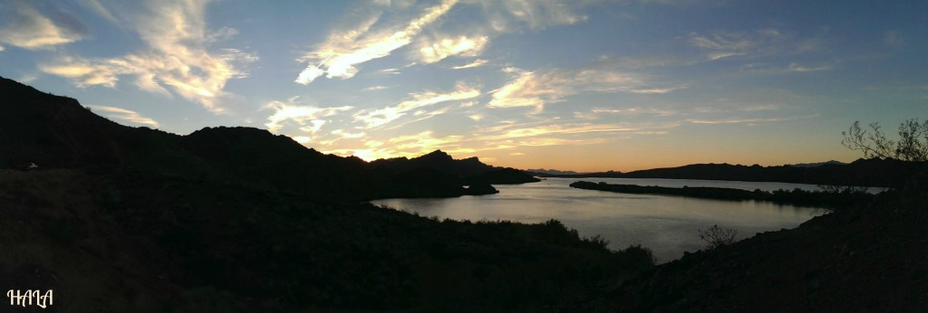 Lake Havasu Sunset LD