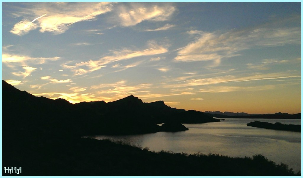 Lake Havasu Sunsets