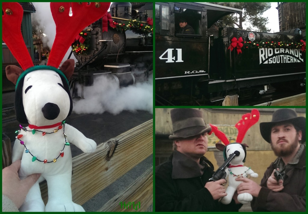 Snoopy Railroad 41