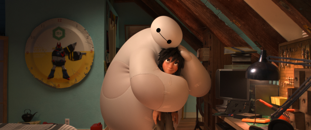 BIG HERO 6 Hugs
