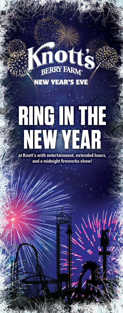 New Years Eve Brochure