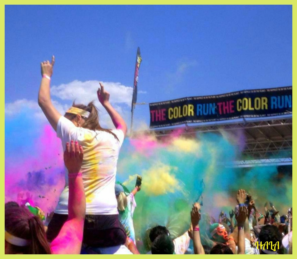 Color Run Fun