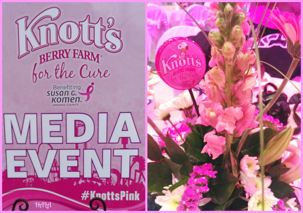 KnottsPink For the Cure