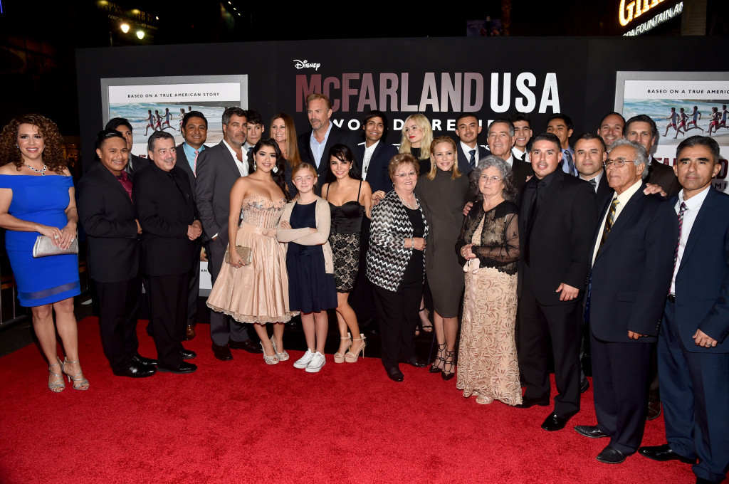 "World Premiere Of ""McFarland, USA"" At The El Capitan Theatre"