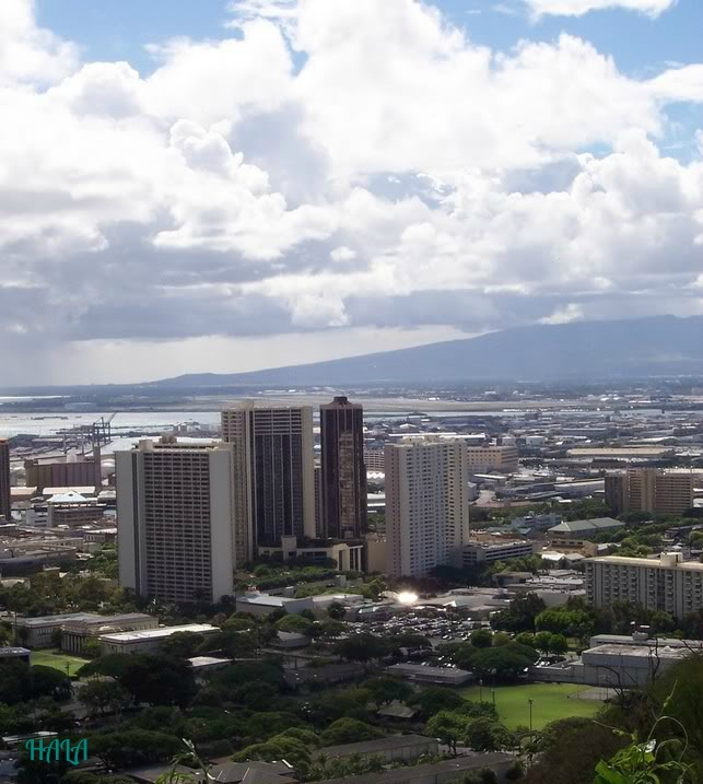 Hawaii-skyline