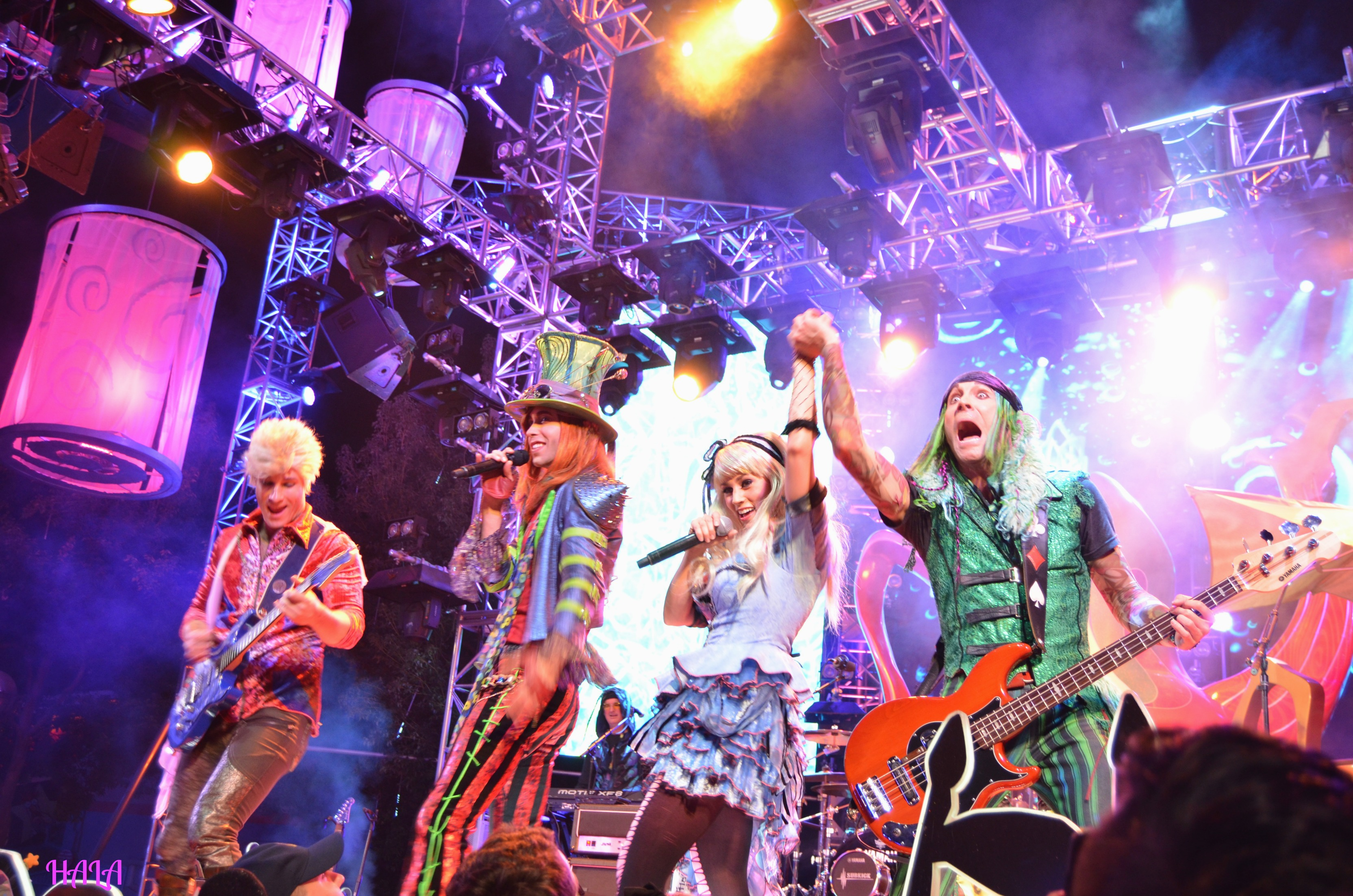 mad t party setlist 2015