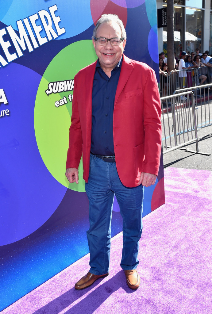 HOLLYWOOD, CA - JUNE 08:  Actor Lewis Black attends the Los Angeles Premiere and Party for Disney?Pixar?s INSIDE OUT at El Capitan Theatre on June 8, 2015 in Hollywood, California.  (Photo by Alberto E. Rodriguez/Getty Images for Disney) *** Local Caption *** Lewis Black