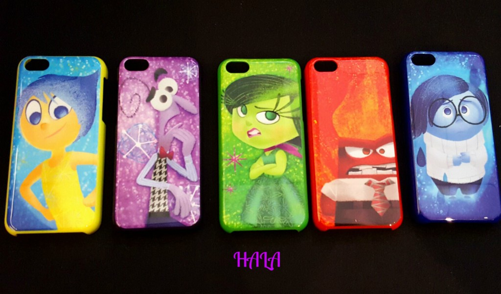 Inside Out Phone Cases