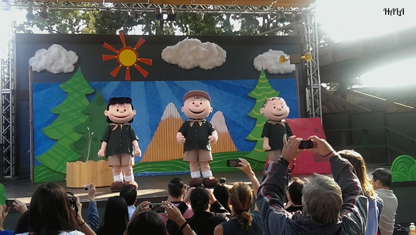 Knotts Camp Snoopy