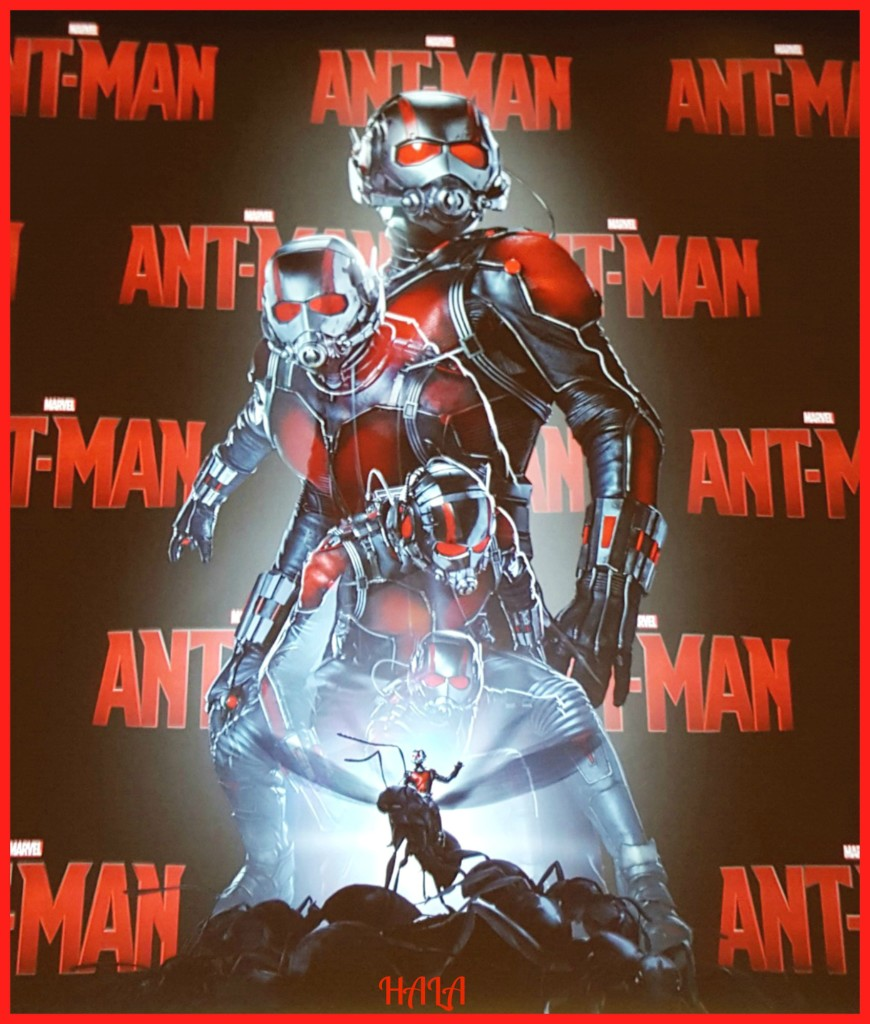 Ant-Man Press Conference
