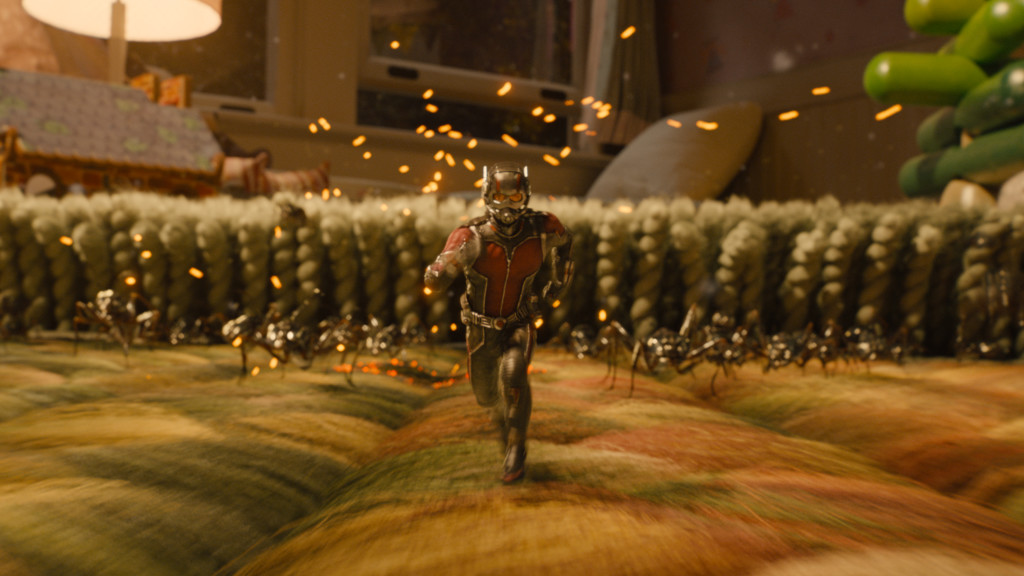 Marvel's Ant-Man Ant-Man/Scott Lang (Paul Rudd)  Photo Credit: Film Frame © Marvel 2015