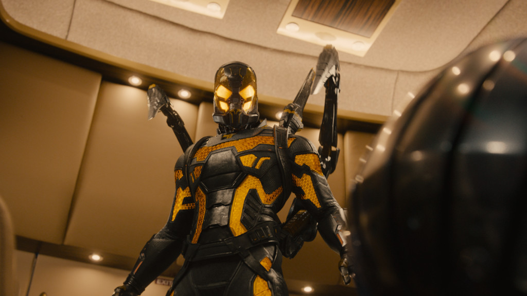 Marvel's Ant-Man Yellowjacket/Darren Cross (Corey Stoll) Photo Credit: Film Frame © Marvel 2015