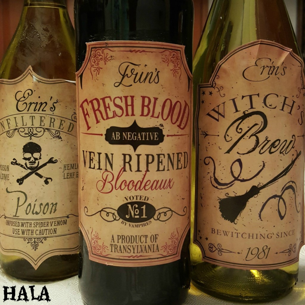 Personalization-Mall-Wine-Lables-Halloween-Gifts-Fun-Witchs-Brew-Fresh-Blood-Poison-Erin