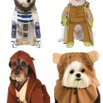 Super Cute Halloween Costumes For Your Pets: Star Wars, Iron Man and More! #Halloween #StarWars #CutePets