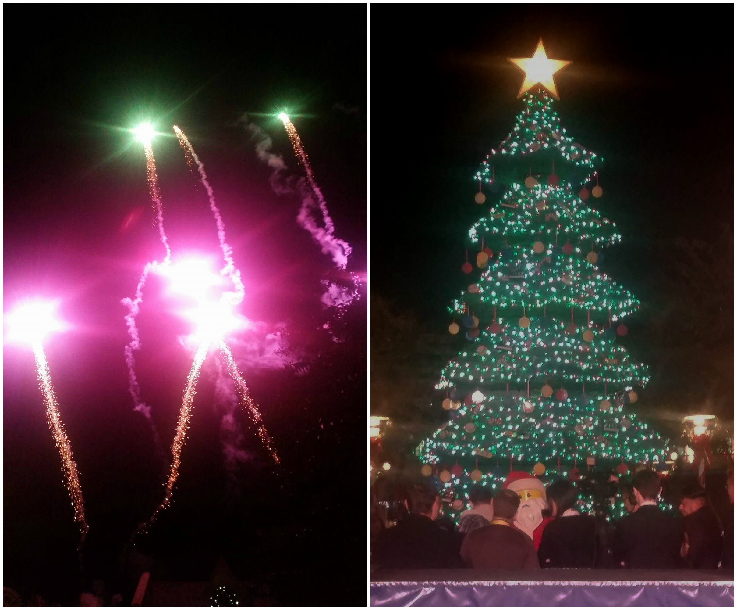 Legoland-Christmastree-Lighting-Fireworks