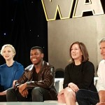 Star Wars: The Force Awakens! The Cast, Costumes and More!