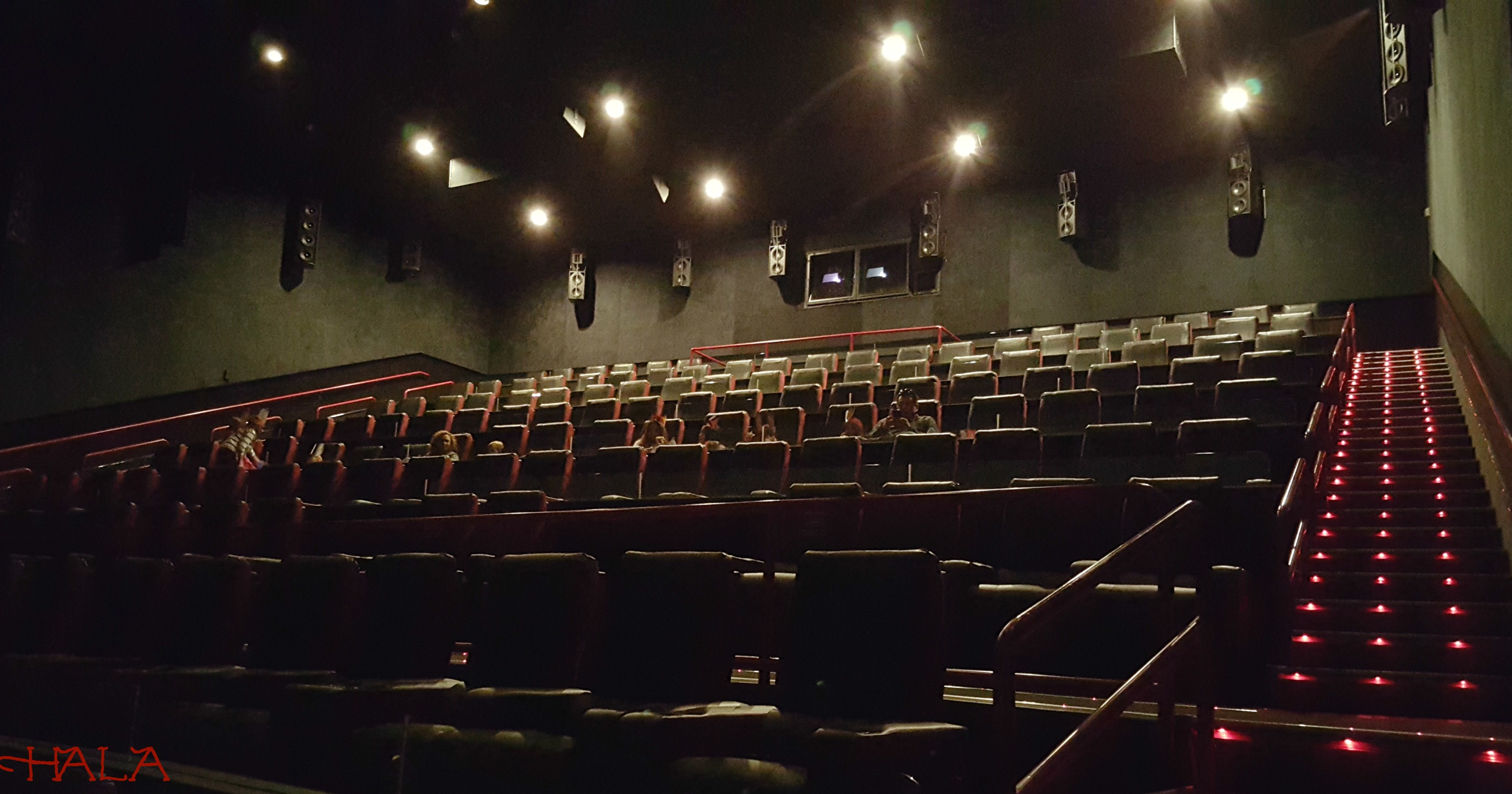 AMC Prime Seating