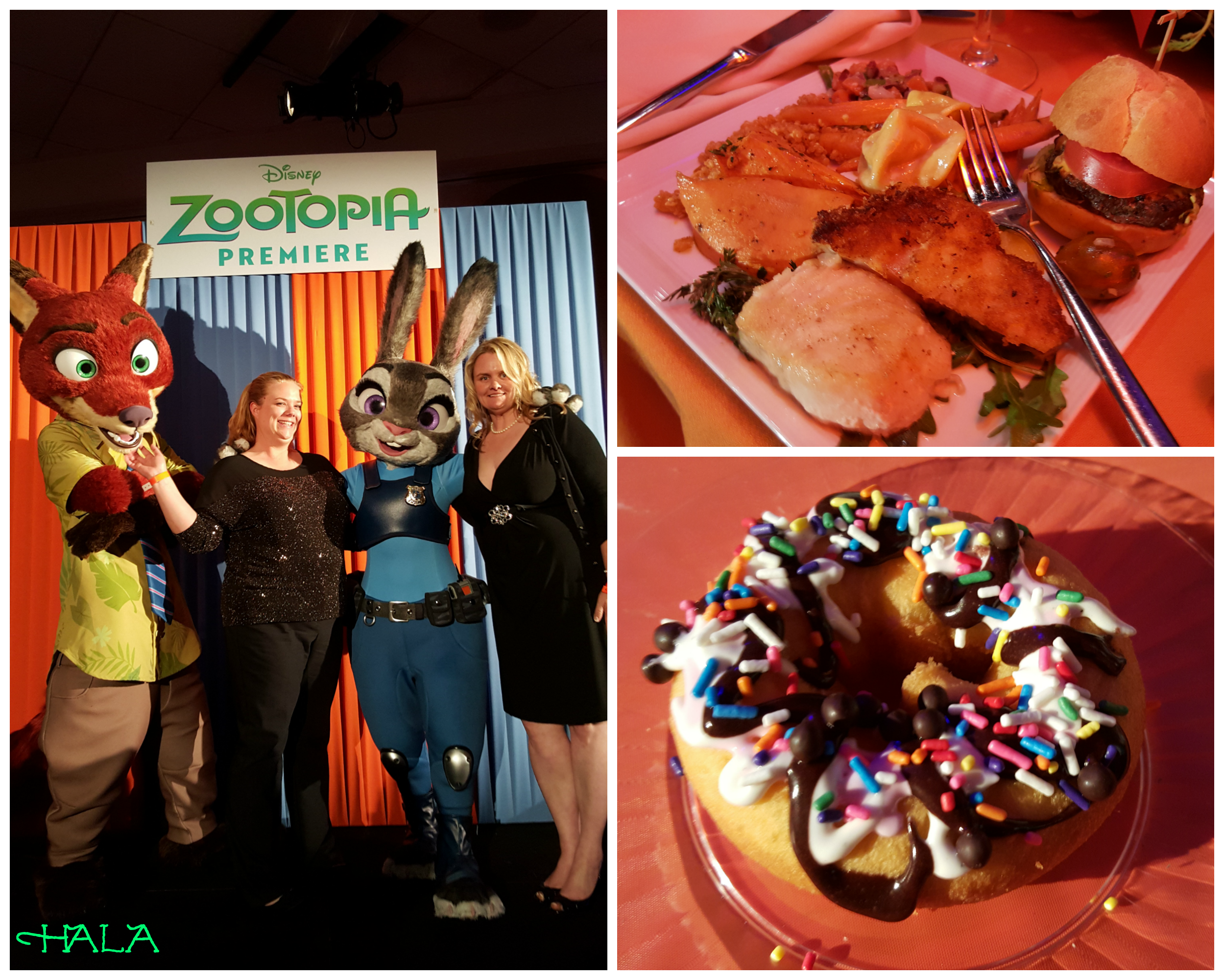 Zootopia Premiere After Party