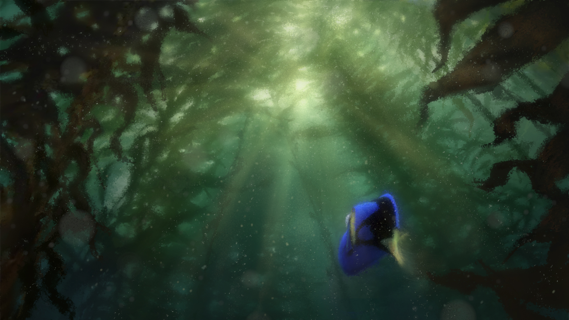 "Dory returns to the big screen in Disney•Pixar's ""Finding Dory""—in theaters Nov. 25, 2015. ©2013 Disney•Pixar. All Rights Reserved."