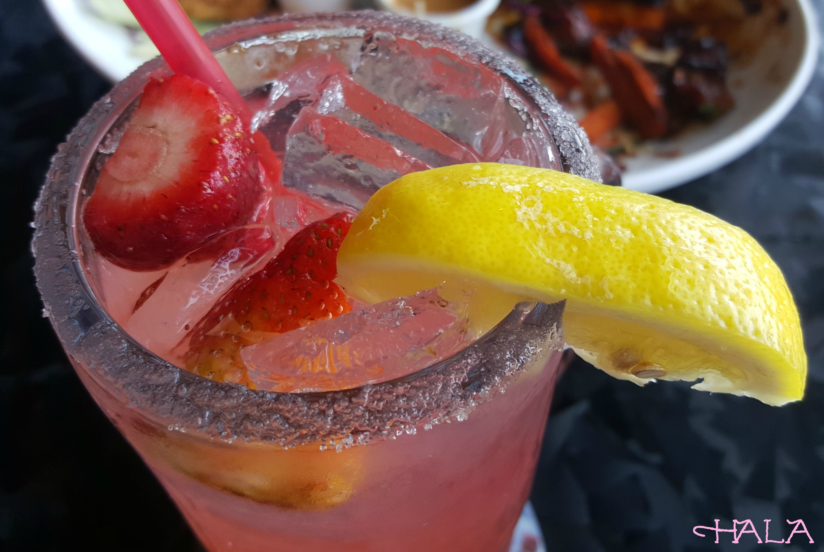 Back Porch Strawberry Lemonade Lucilles