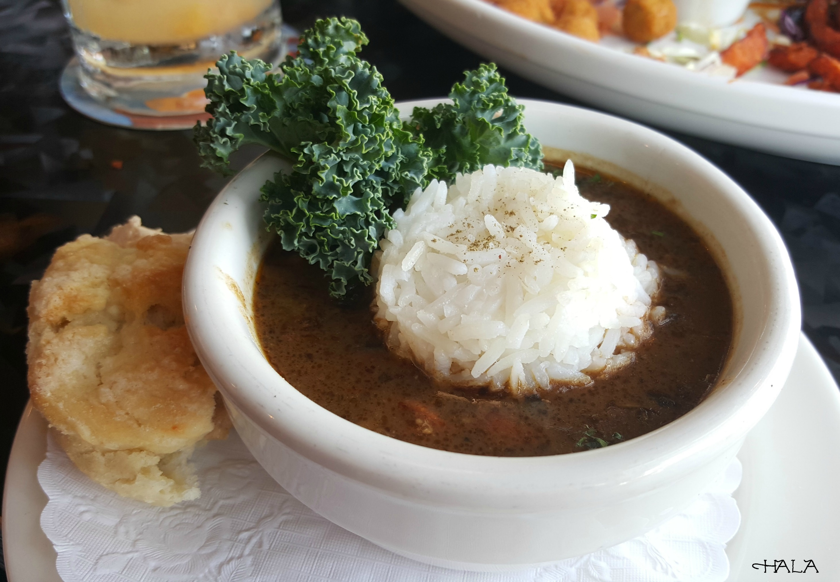 Gumbo-Soup Lucilles