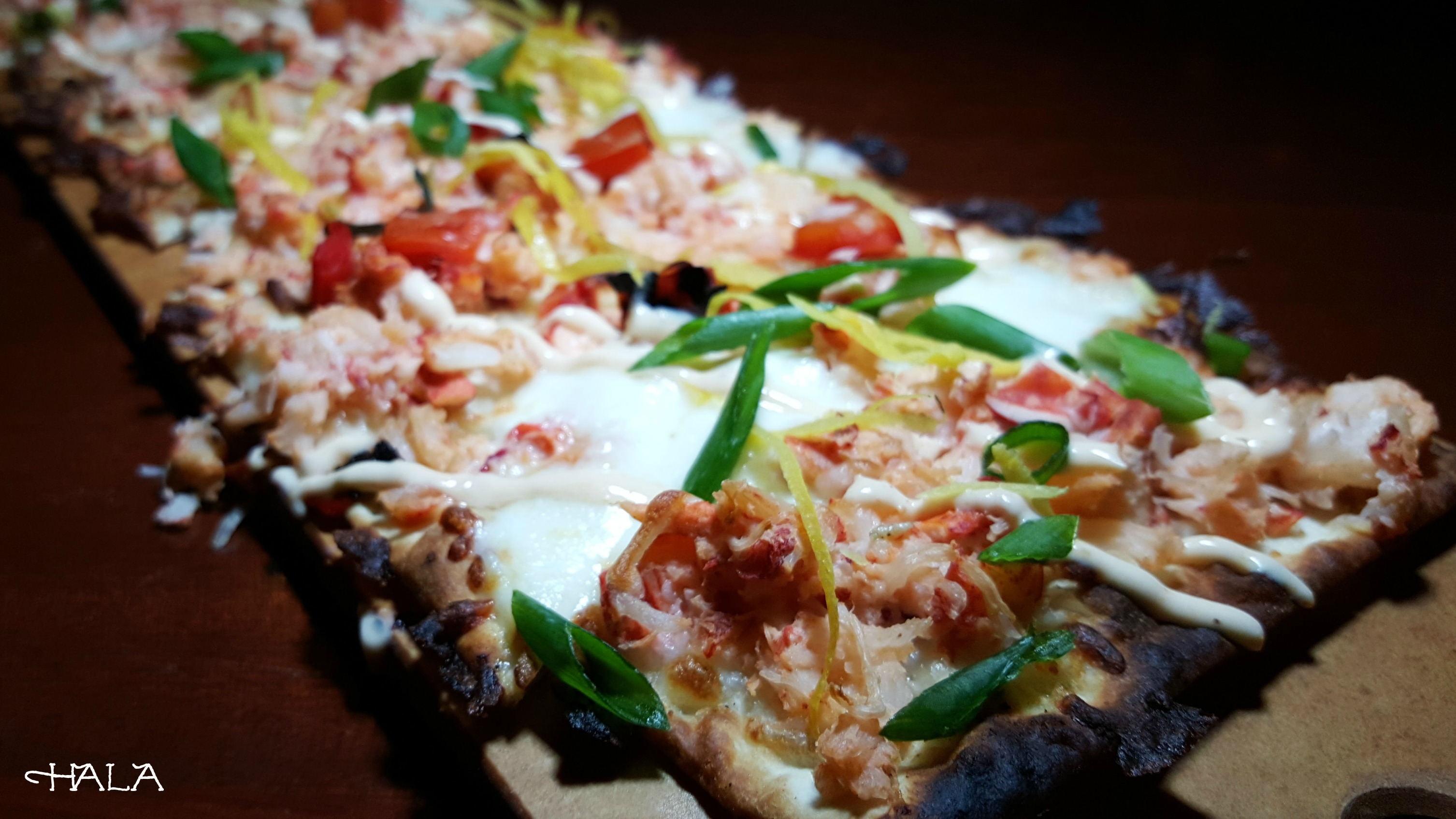 Lobster-Fresh-Mozzarella-Flatbread