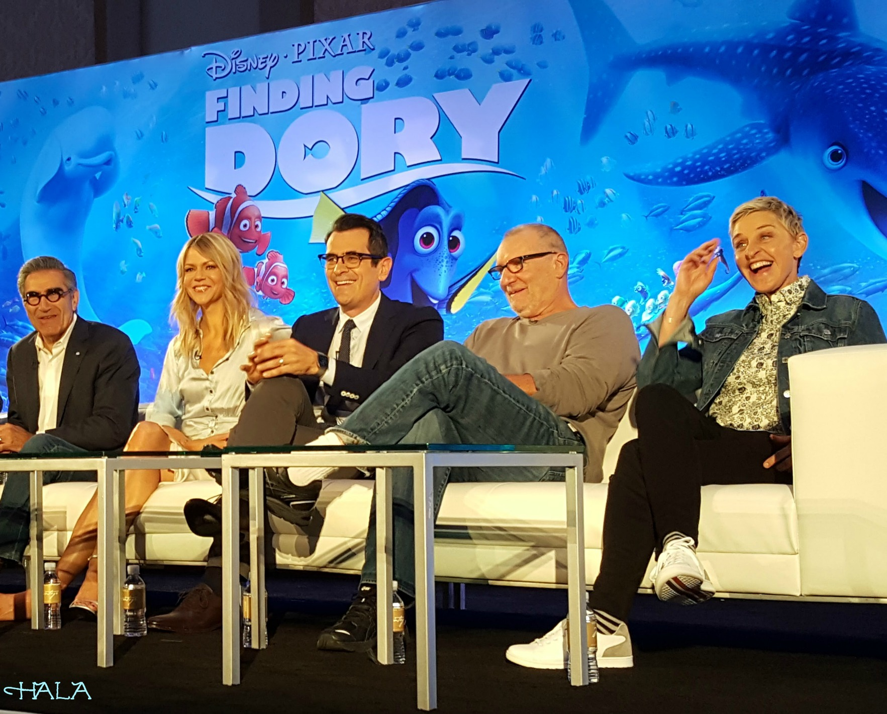 Finding-Dory-Press-Junket-Ellen