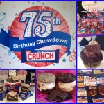 Nestle Crunch 75th Birthday and Birthday Showdown kick-off!