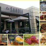 Skinny Jeans & Pinto Beans at La Sandia in Santa Monica Place! NEW! Latin Light Menu!