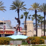 Wordless Wednesday: Rainbow Harbor in Beautiful Long Beach, CA
