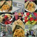 Jan's Health Bar: Fresh and Healthy Eats!