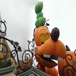 Halloween Time at Disneyland! #JustGotSpookier
