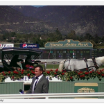 A Day at the Races at Santa Anita Park @SantaAnitaPark @ABRLive #GetintheGame