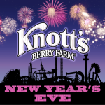 Knott's New Year's Eve Party & Ticket Giveaway #KnottsNYE