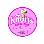Knott's Goes Pink For the Cure With Susan G. Komen #KnottsPink & Giveaway