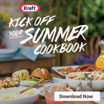 Kick Off Your Summer with the Free Kraft Cookbook!