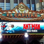 Marvel's Ant-Man World Premiere Experience