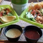 Del Taco's New Handcrafted Ensaladas & Giveaway | @DelTaco #SaladAtDel #UnFreshingBelievable