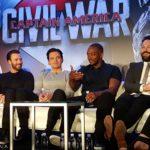 Meet the Cast of Captain America: Civil War | #CaptainAmerica