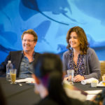 Finding Dory Interview with Filmmakers Andrew Stanton & Lindsey Collins #FindingDoryEvent