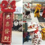 Celebrating the Year of the Golden Rooster at Ontario Mills Mall!